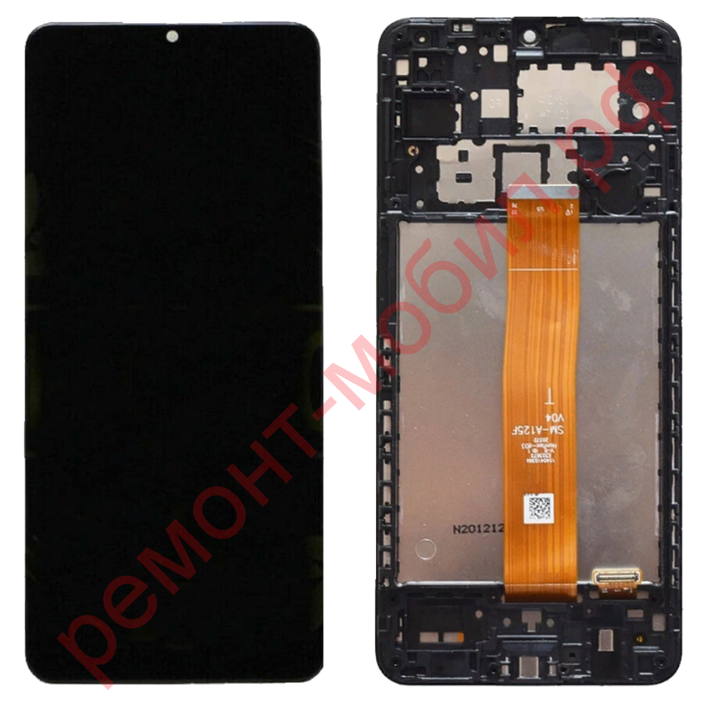 Дисплей для Samsung Galaxy A02 ( SM-A022F ) / Galaxy M12 ( SM-M115F ) в сборе с тачскрином