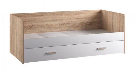 Кровать с ящиком 90х200 Бланка