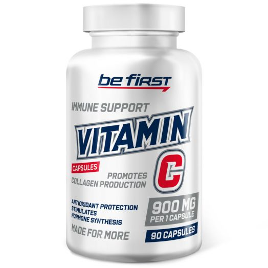 Vitamin C 900мг, 90 капсул