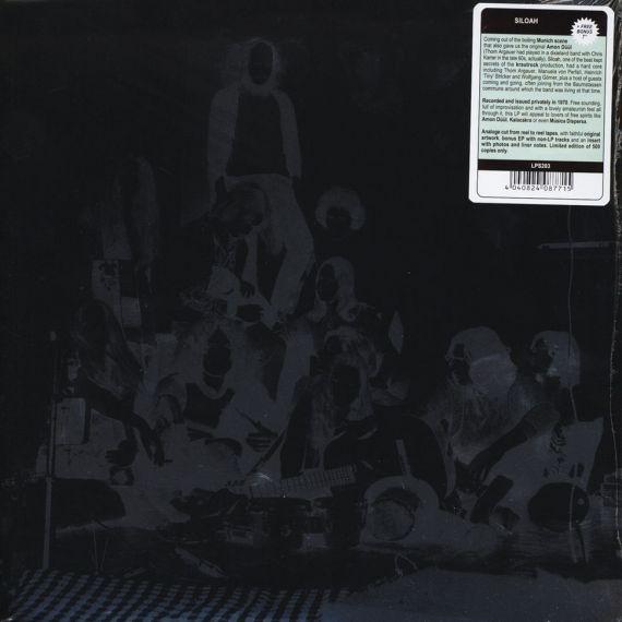 Siloah - Siloah 1970 (2018) LP