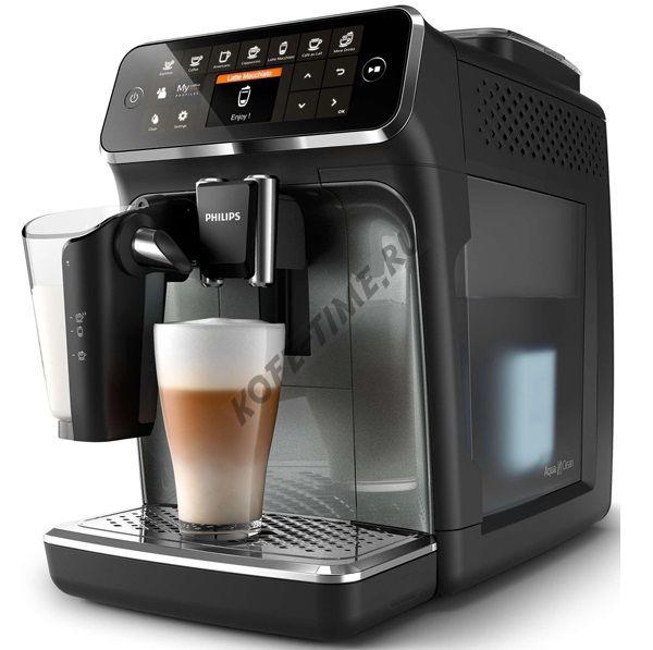 Кофемашина Philips EP4349/70 LatteGo