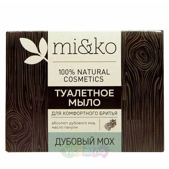 Mi&Ko Туалетное мыло Дубовый мох, 75 г