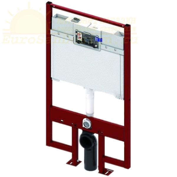 Инсталляция Tece Profil 9300040 для подвесного унитаза без кнопки смыва ФОТО