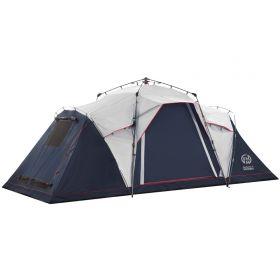 Палатка полуавтомат FHM Antares 4 black-out