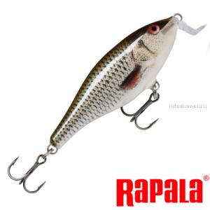Воблер RapaIa Shallow Shad Rap 90мм / 12 гр / Заглубление: 1,8 - 2,4 м / цвет: SSR09-ROL