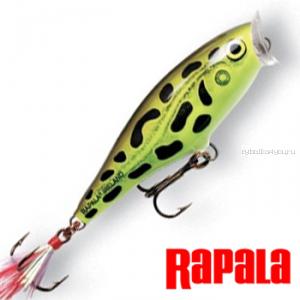 Воблер RapaIa Skitter Pop 70мм / 7 гр / цвет: SP07-LF