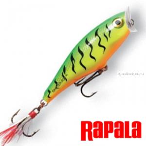 Воблер RapaIa Skitter Pop 90мм / 14 гр / цвет: SP09-FT