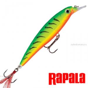 Воблер RapaIa X-Rap 100мм / 13 гр /Заглубление: 1,2 - 1,8 м /  цвет: XR10-FTU