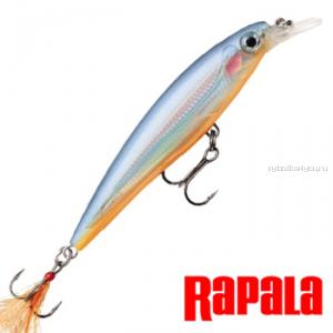 Воблер RapaIa X-Rap 100мм / 13 гр /Заглубление: 1,2 - 1,8 м /  цвет: XR10-SCP