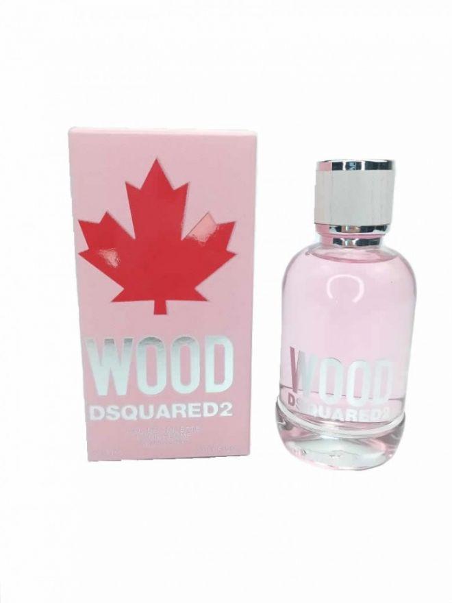 DSQUARED2 Wood Pour Femme, 100 мл (EURO)