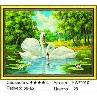 Алмазная мозаика на подрамнике HWE0010