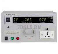 ТЕТРОН-ИТУ5 Измеритель тока утечки мощностью 500 ВА