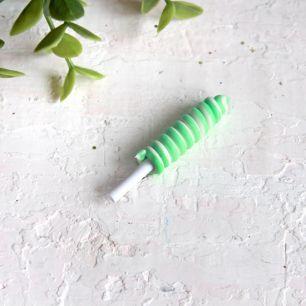 Леденец длинный мятный 49*10 мм
