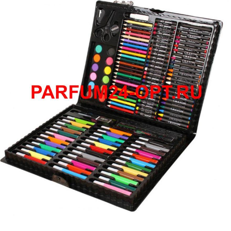 Набор для рисования 150 предметов в чемодане Art Set (q350)