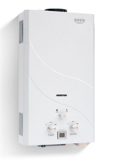 Проточный газовый водонагреватель Oasis 10L/MIN OR-20W