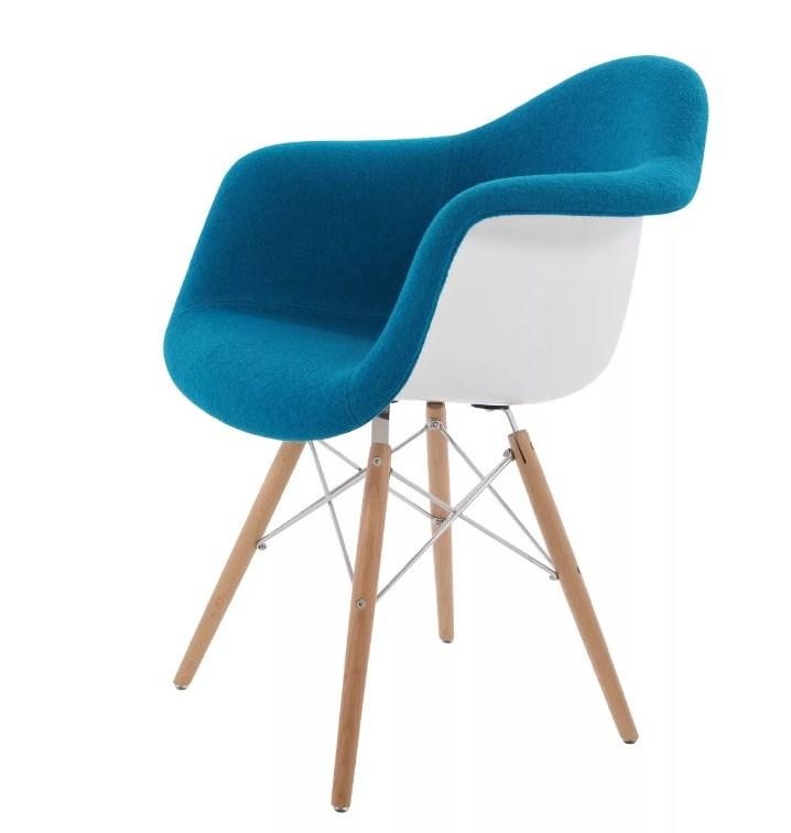 Кресло с подлокотниками EAMES DSW GH-8532