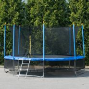 """Батут """"Winner Classic"""" (10 футов / 306 см, верхняя + нижняя защитные сетки и лестница в комплекте) 54.100.10.0"""