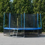 """Батут """"Winner Classic"""" (12 футов / 366 см, верхняя + нижняя защитные сетки и лестница в комплекте)"""
