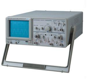 MOS-640 Осциллограф универсальный 40 МГц