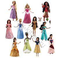 Подарочный набор кукол из 11 принцесс дисней