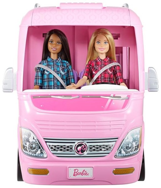 Трейлер для барби Barbie Dream Camper FBR34