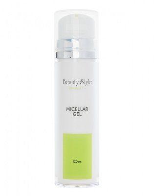 Мицеллярный очищающий гель для жирной и смешанной кожи UNIMATT + Beauty Style (Бьюти Стайл) 120 мл