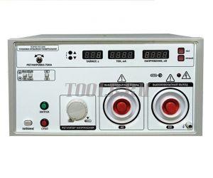 ТЕТРОН УПУ-20М Универсальная пробойная установка 20кВ AC, 20кВ DC