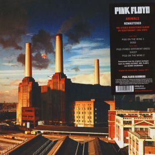 Pink Floyd - Animals 1977/2016 LP
