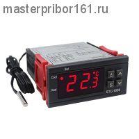 Регулятор температуры STC-1000 , -50C +99,9C , DC24V