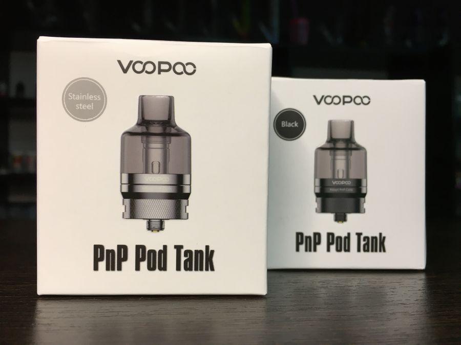Бак Voopoo PnP Pod Tank 4.5ml for Drag S/X