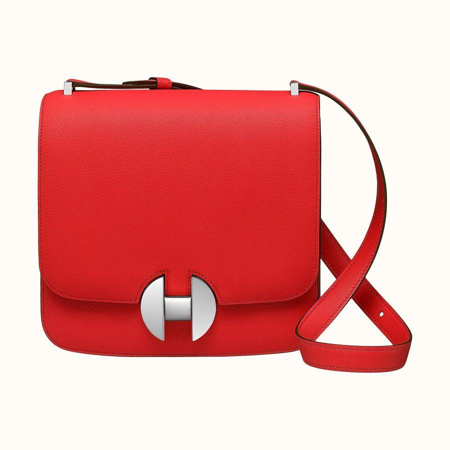 Сумка Hermes 2002 - 20 bag (Rouge De Cœur)
