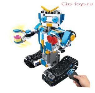 Конструктор радиоуправляемый MOULD KING Гусеничный Робот 13004349 дет