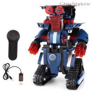 Конструктор радиоуправляемый MOULD KING Робот Воин 13002 347 дет