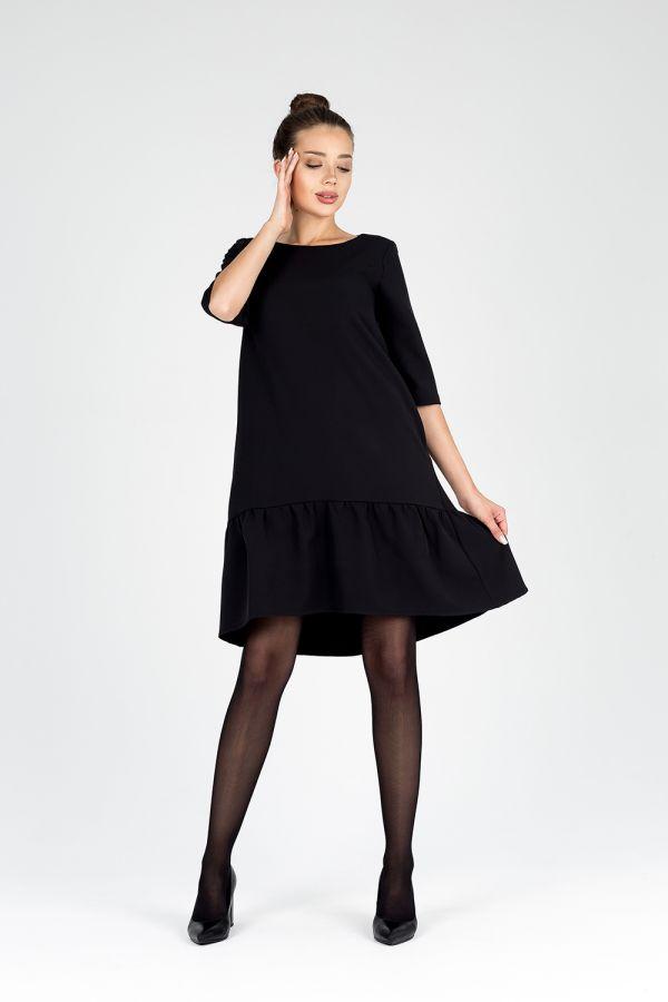 Платье 19077 [черный]