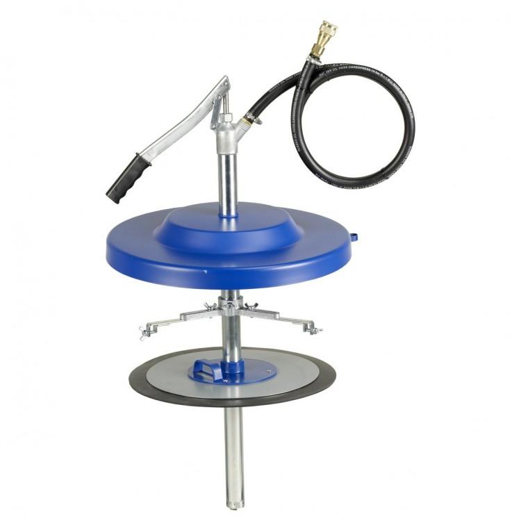 Нагнетатель смазки, для систем центр. раздачи смазки для емкостей 50 кг, ? 335 - 385 mm 17038