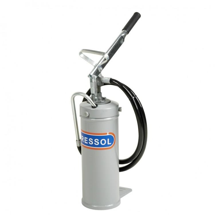 Переносной маслораздатчик Емкость 8 л, ручной 17781