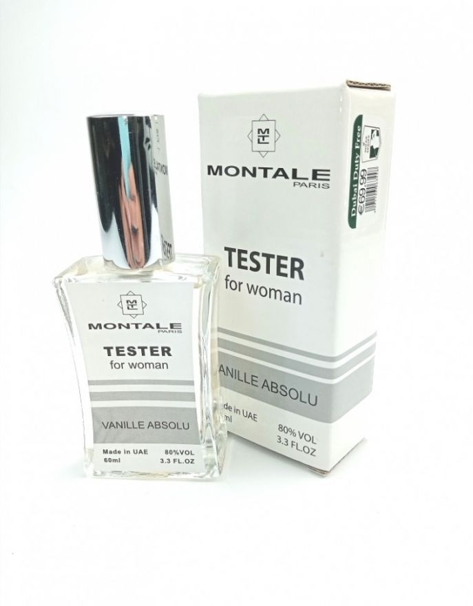 Montale Vanille Absolu (for woman) - TESTER 60 мл