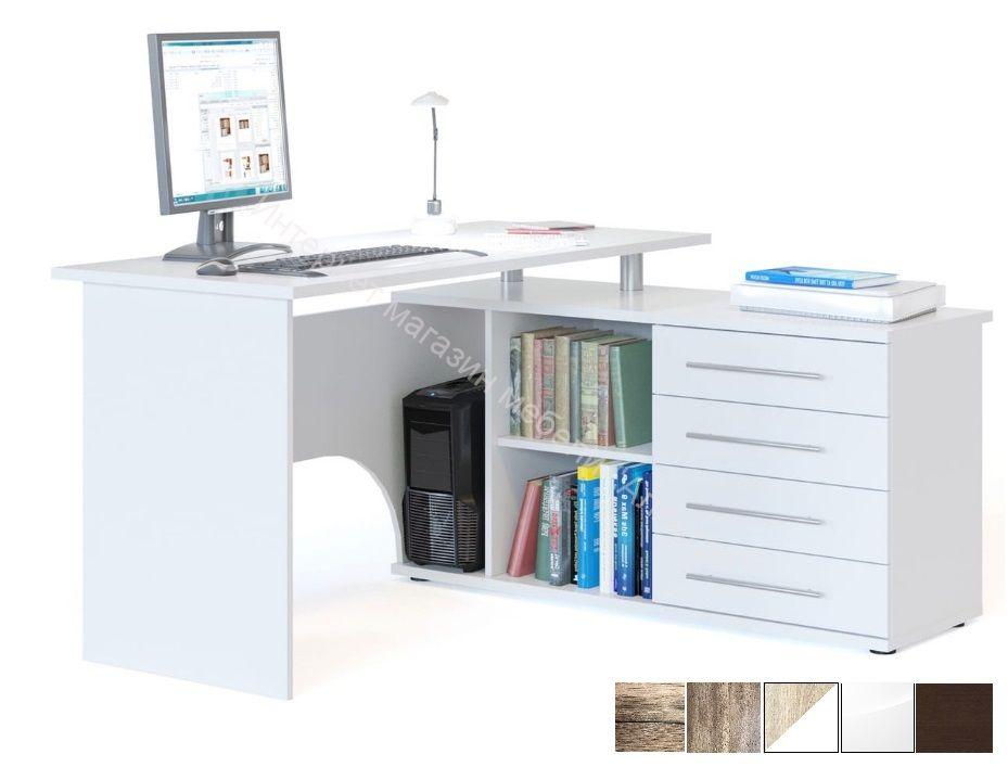 """Компьютерный стол """"КСТ-109"""" Правый"""