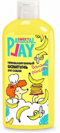 Шампунь Animal play sweet 300мл дсобак гипоаллергенный Банан