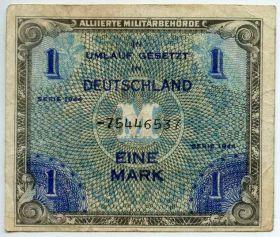Германия 1 марка 1944