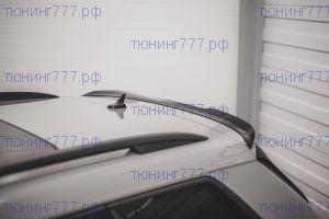 Козырек на дверь багажника, Maxton, удлиненный для Sportline