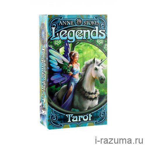 Карты Таро Fournier Legends Tarot by