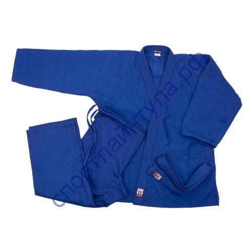 Кимоно для Дзюдо БОЕЦЪ БКД-425С синие