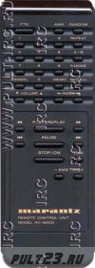 MARANTZ RC-60CD, CD-60, CD-60SE