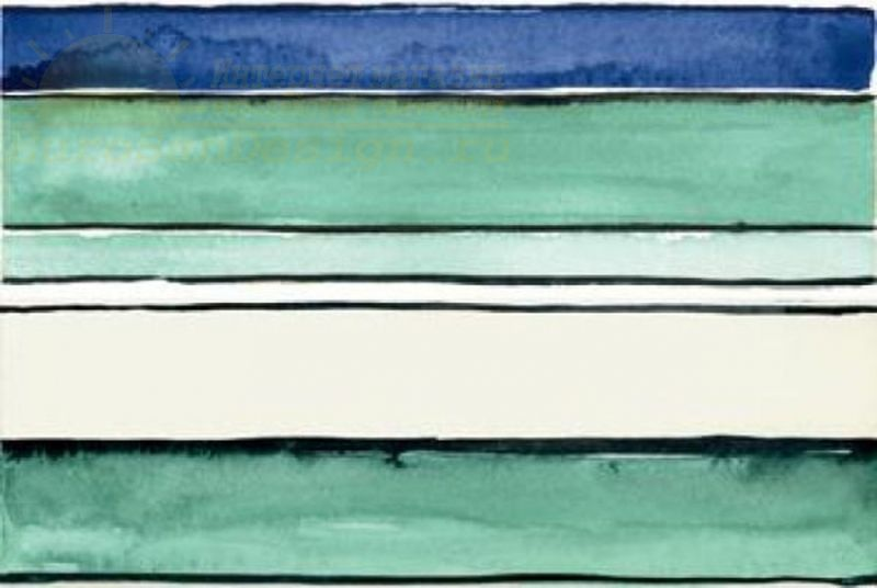 Керамический декор Ceramica D Imola Shades Stripes Sea Mix 20х60 ФОТО
