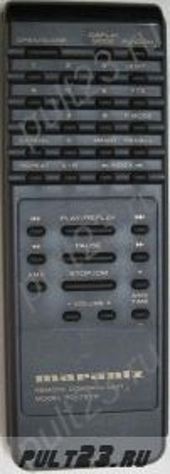MARANTZ RC-72CD, CD-72 MKII SE