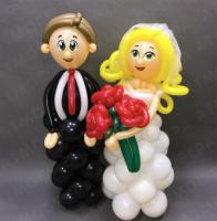 Фигуры на свадьбу