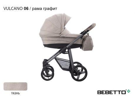 Коляски 2 в 1 Bebetto Vulcano
