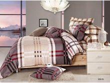 Комплект постельного белья Сатин SL  евро  Арт.31/306-SL