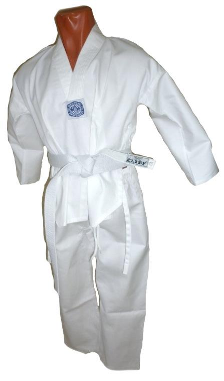 Кимоно для Тэквондо для тренировок и соревнований, размер 1/140